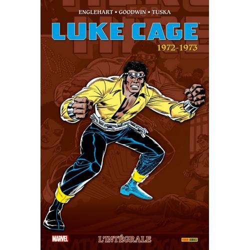 LUKE CAGE : L'INTÉGRALE 1972-1973 (VF)