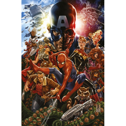 Secret Empire Deluxe (VF)