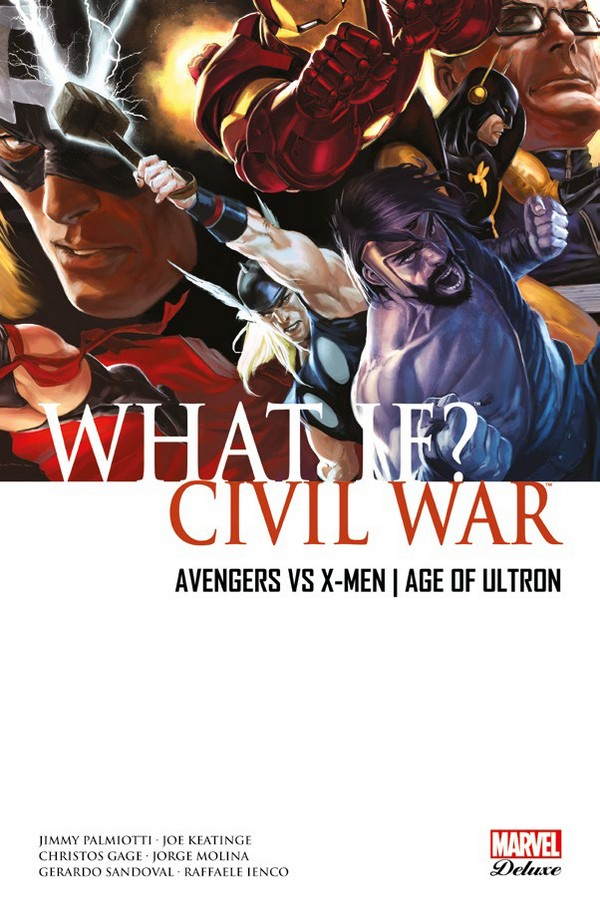 What if ? Tome 1 (VF)