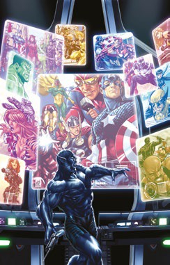 Marvel Legacy Avengers n°5 (VF)