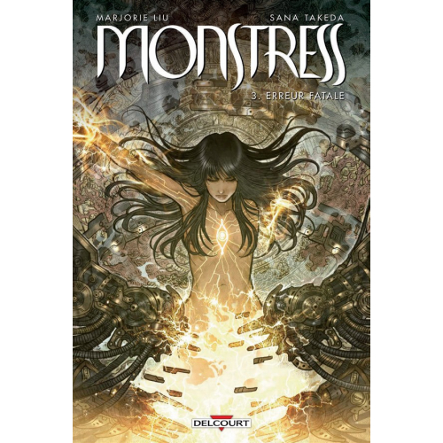Monstress tome 3 (VF)