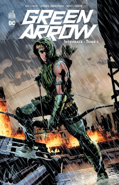 Green Arrow Intégrale Tome 1 (VF)