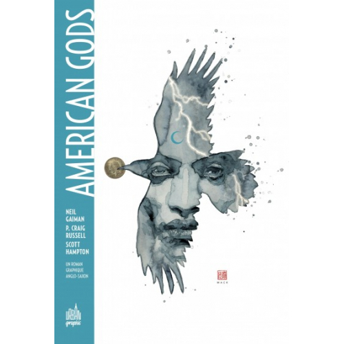 American Gods Tome 1 (VF)