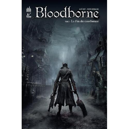 Bloodborne Tome 1 (VF)