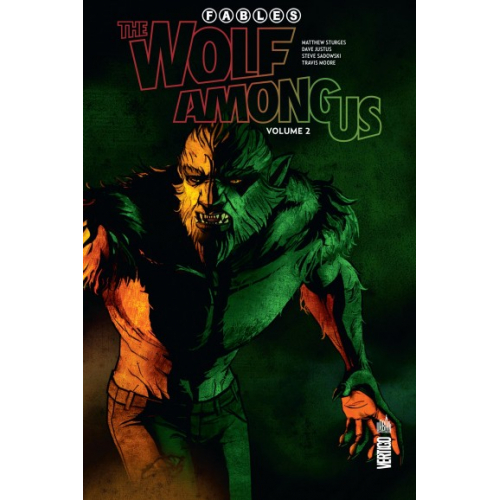 Fables – The Wolf Among us Tome 2 (VF)