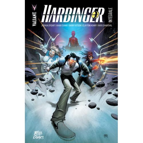 Harbinger Intégrale Tome 1 Nouvelle Édition (VF)