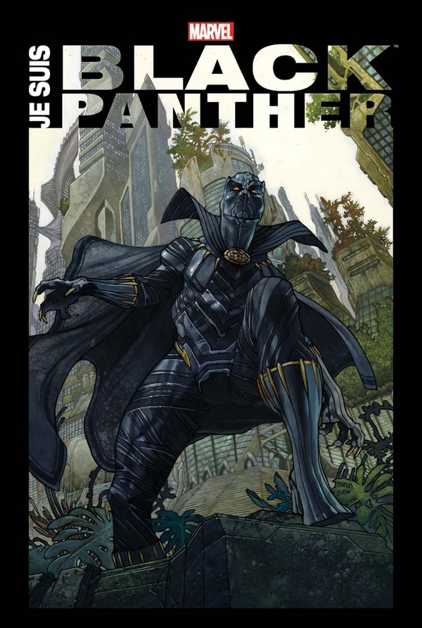 Je suis Black Panther Tome 1 (VF)