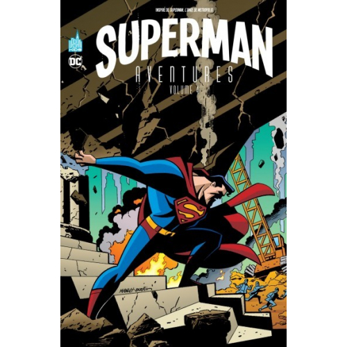 Superman Aventures Tome 4 (VF)
