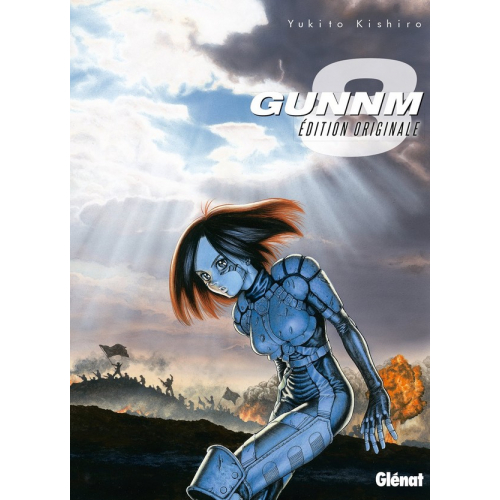 Gunnm Édition Originale Vol. 8 (VF)
