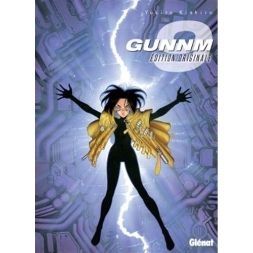 Gunnm Édition Originale Vol. 9 (VF)