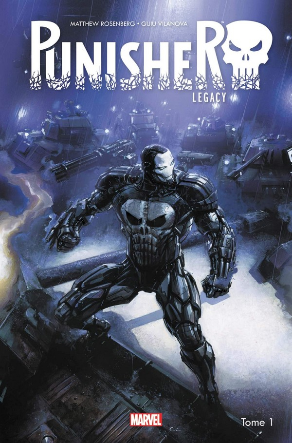 Punisher Legacy Tome 1 (VF)