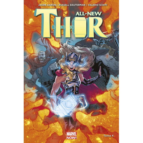 All-New Thor Tome 4 (VF)