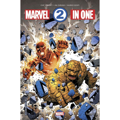 Marvel 2 in one Tome 1 (VF)