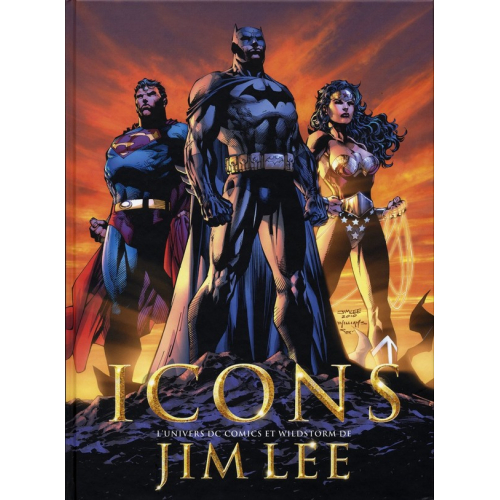 Icons. L'univers DC Comics et Wildstorm de Jim Lee (VF)
