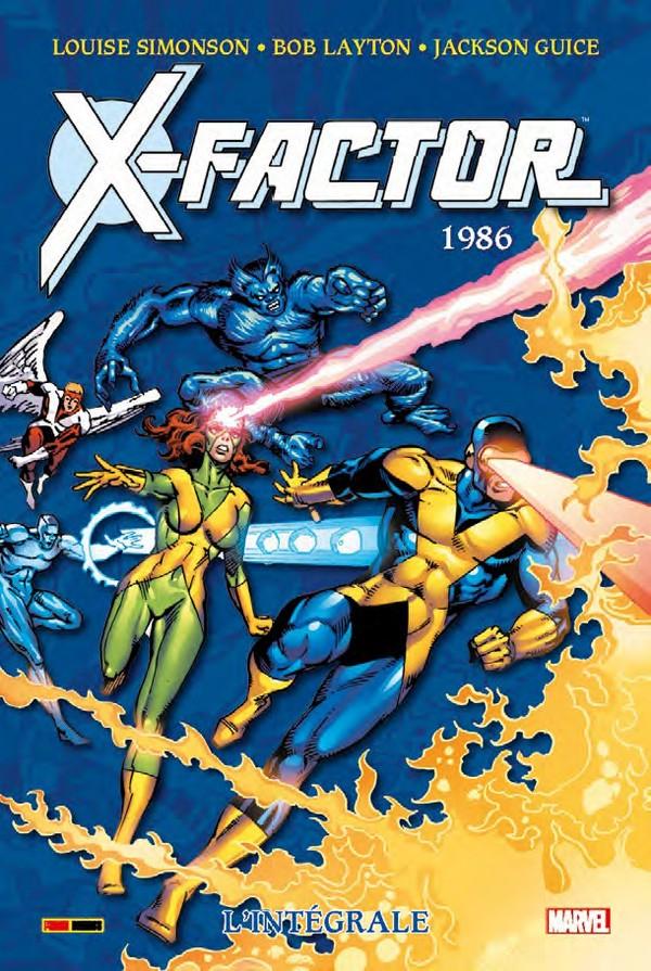 X-FACTOR : L'INTÉGRALE 1986 (VF)