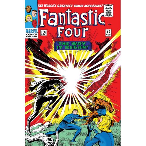 FANTASTIC FOUR KLAW 1 (VO)