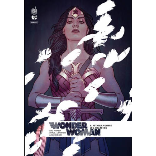 Wonder Woman Rebirth Tome 6 (VF)