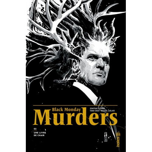 Black Monday Murders Tome 2 (VF)