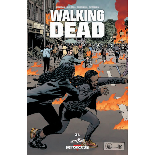 Walking Dead Tome 31 (VF)