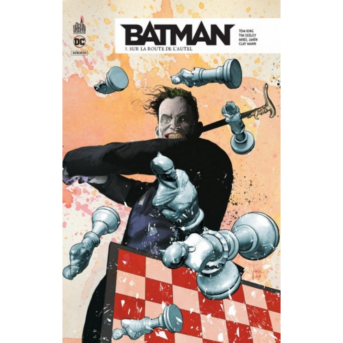 Batman Rebirth Tome 7 (VF)