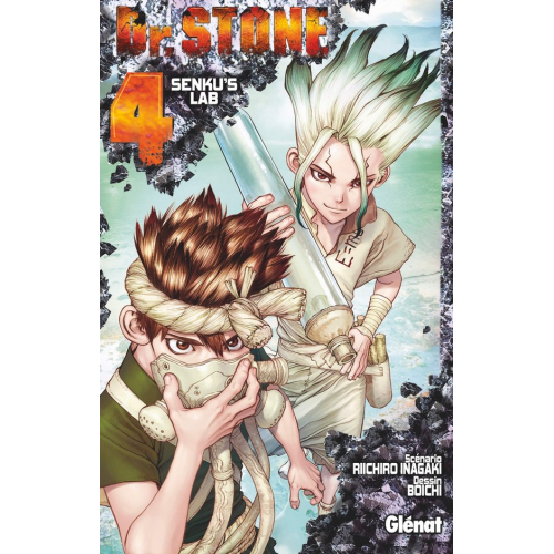 Dr Stone Tome 4 (VF)