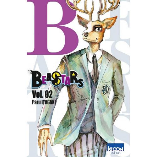 Beastars Tome 2 (VF)