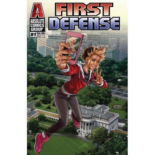 FIRST DEFENSE 1 (VO)