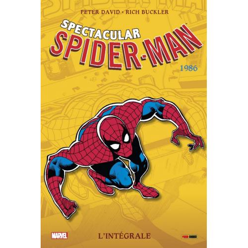 Spectacular Spider-Man intégrale 1986 (VF)