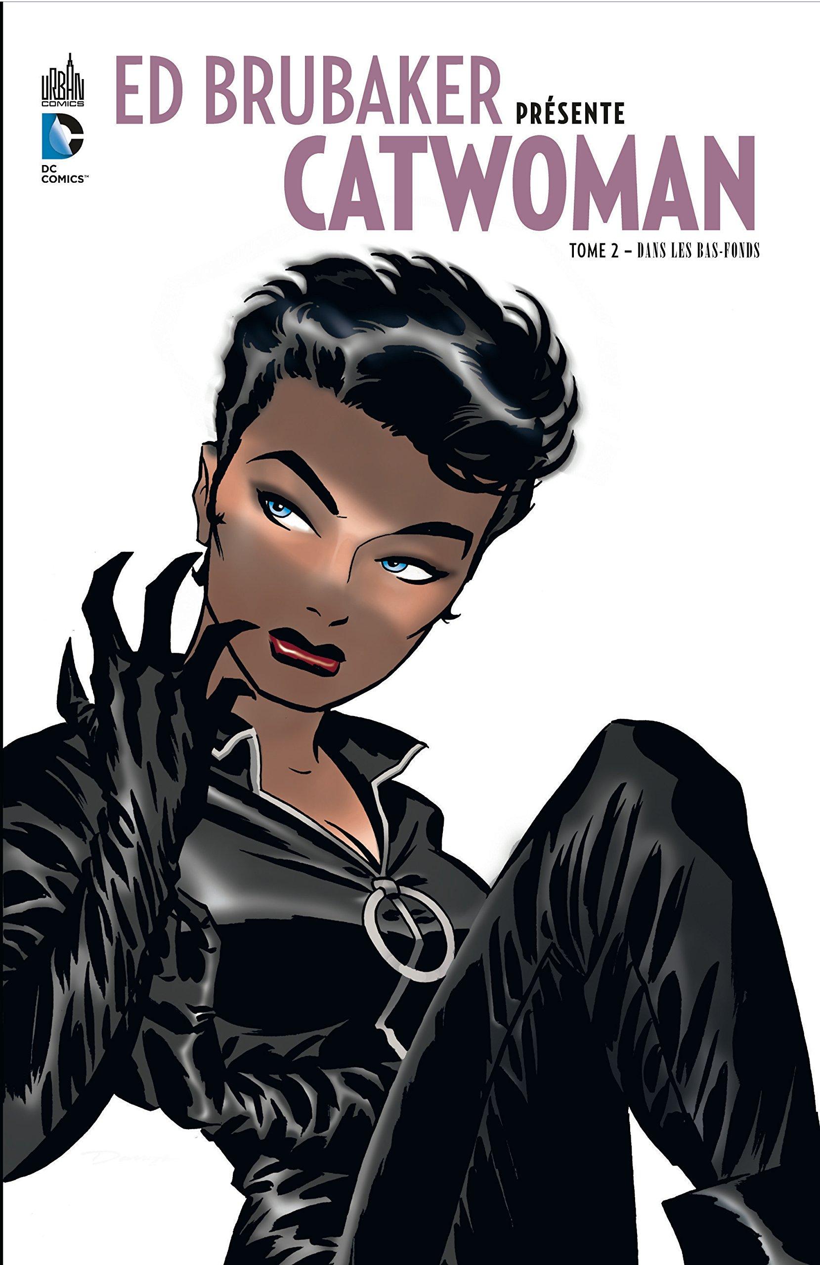 Ed Brubaker présente Catwoman tome 2 (VF) occasion
