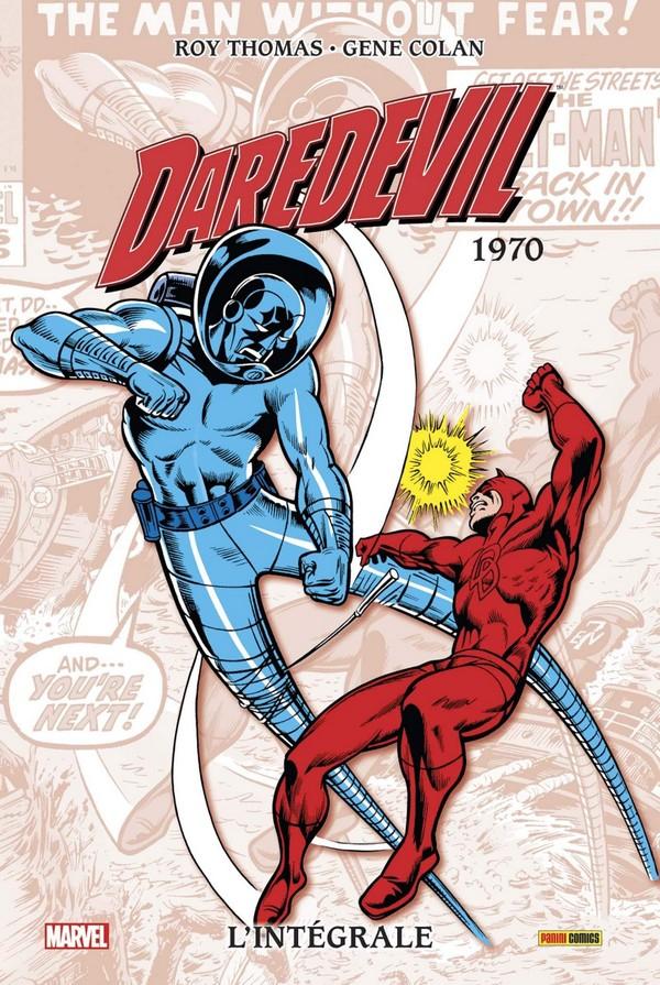 Daredevil Intégrale Tome 6 1970 (VF)
