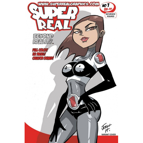 Super Real 1 (VO) Jason Martin - Josh Howard Variant