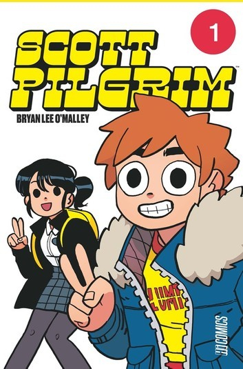 Scott Pilgrim Perfect Edition Tome 1 (VF)