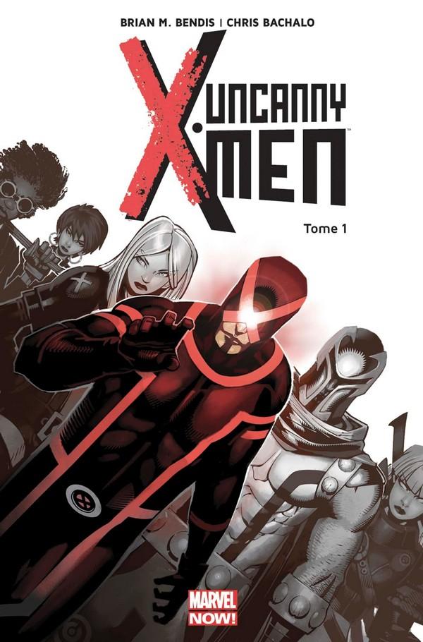 Uncanny X-Men Tome 1 (VF)