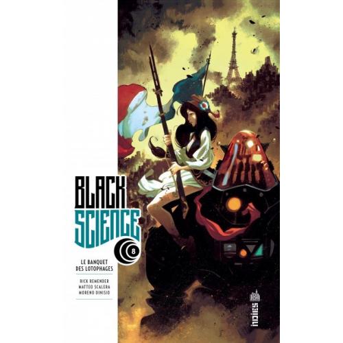 Black Science Tome 8 (VF)