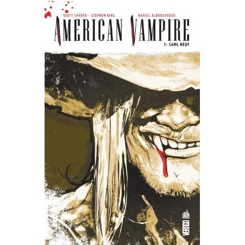 American Vampire Tome 1 (VF) occasion
