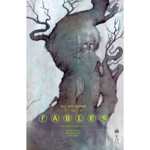 Fables Intégrale Tome 6 (VF)