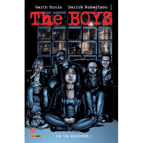 THE BOYS Tome 2 (VF)