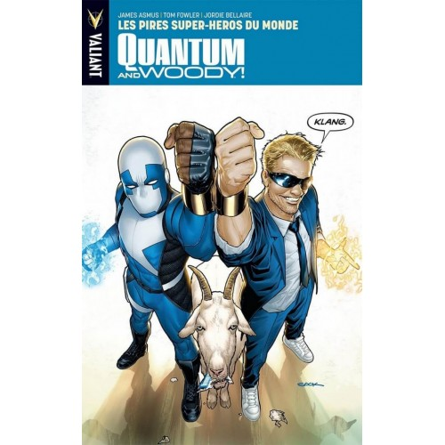 Quantum & Woody tome 1 (VF) occasion