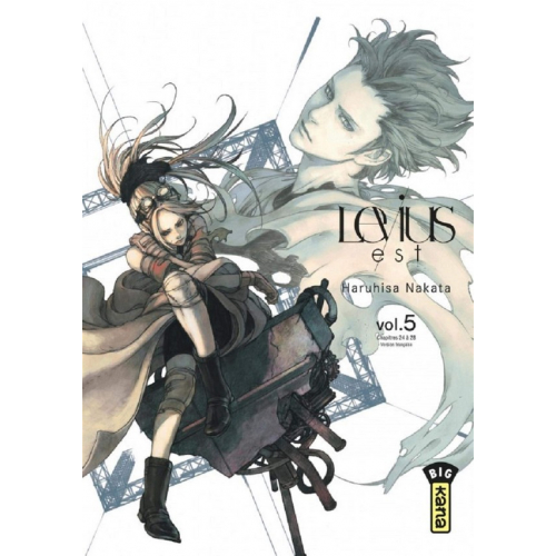 Levius Est (Cycle 2) Tome 5 (VF)