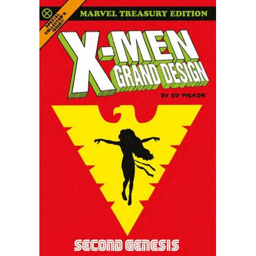 X-MEN - GRAND DESIGN grand format tome 2 (VF)