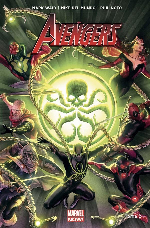 Avengers Tome 2 : Secret Empire (VF)