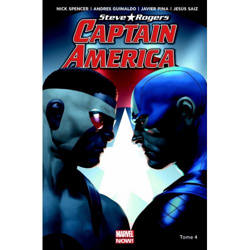 Captain America : Steve Rogers Tome 4 (VF)