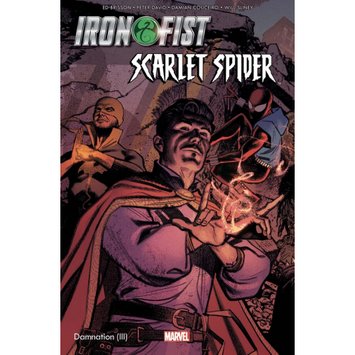 DAMNATION : IRON FIST & SCARLET SPIDER (VF)