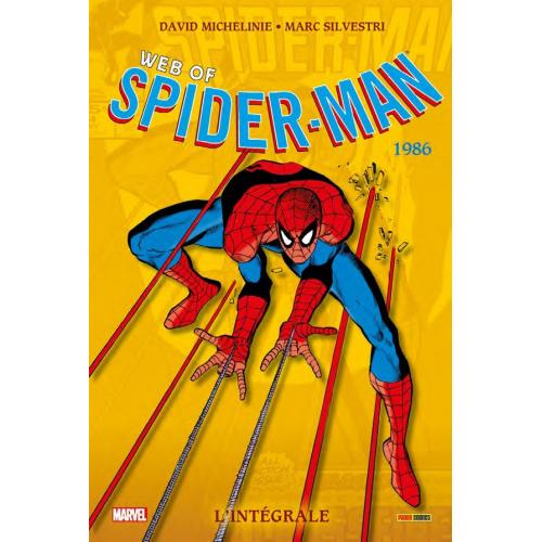Web of Spider-Man - Intégrale 1986 (VF)