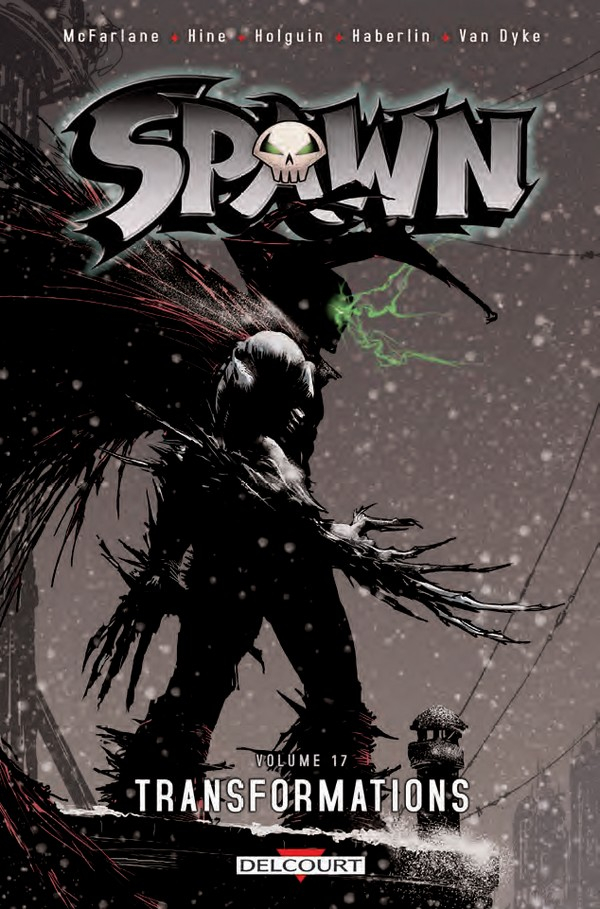 Spawn Tome 17 Transformations (VF)