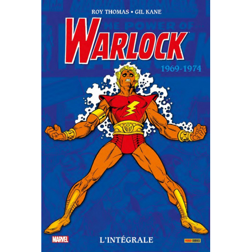 ADAM WARLOCK L'INTÉGRALE 1969-1974 (VF)