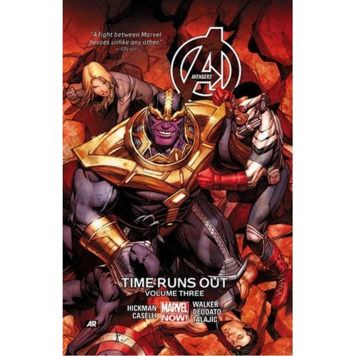 Avengers : Time Runs Out tome 3 (VF) occasion