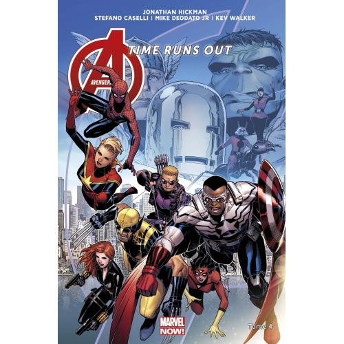Avengers : Time Runs Out tome 4 (VF) occasion