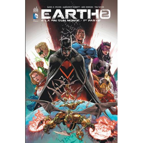 Earth 2 Tome 4 (VF)