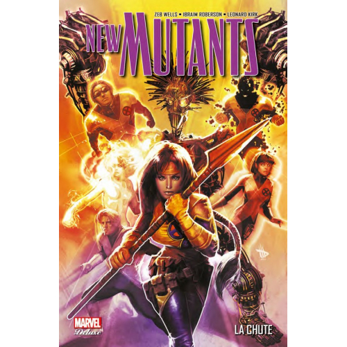 New Mutants Tome 2 (VF)